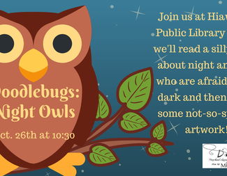 Search doodlebugs  night owls