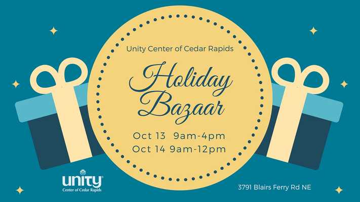 Holiday Bazaar and Bake Sale