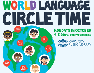 Search world language circle time