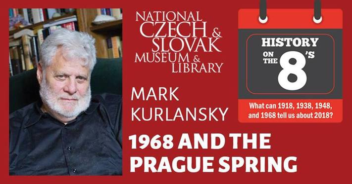 History on the 8's lecture: 1968 and the Prague Spring