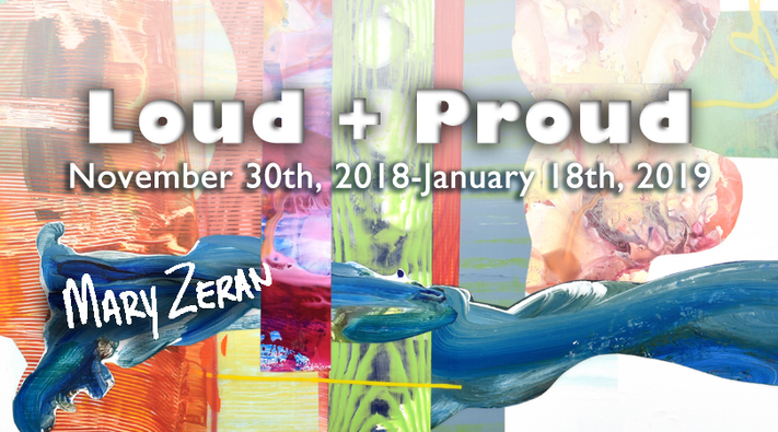 Art Exhibit: Loud + Proud