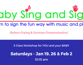 Search facebook baby sing sign