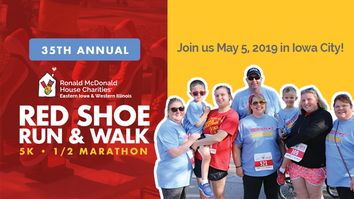 Red Shoe Run/Walk 5K and Half Marathon