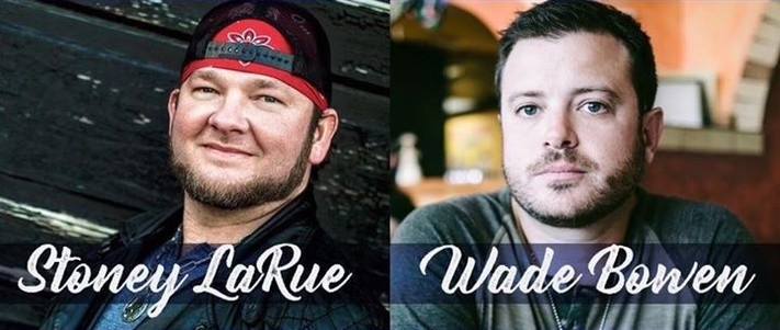 Wade Bowen and Stoney LaRue