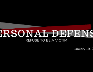Search personal defense facebook event cover