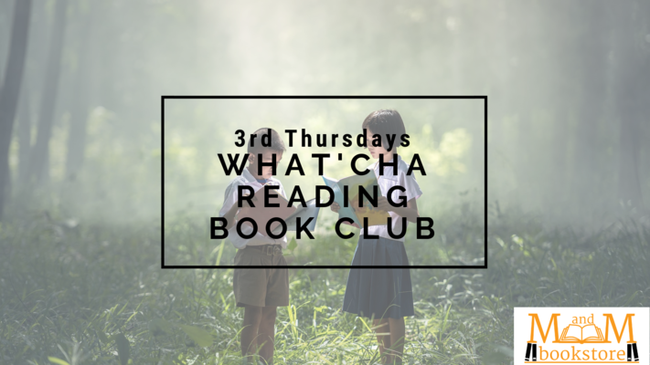 What'cha Reading Book Club