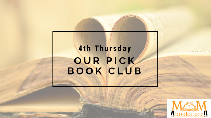 Our Pick Book Club: The Bookshop on the Corner by Jenny Colgan