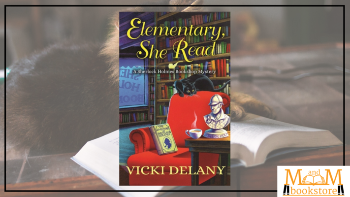 Sleuths-R-Us Book Club: Elementary, She Read by Vicki Delany