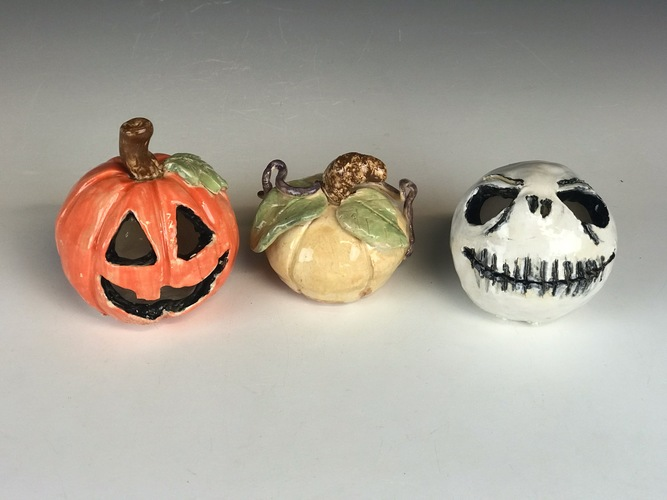 Family Workshop-- Jack O' Lanterns