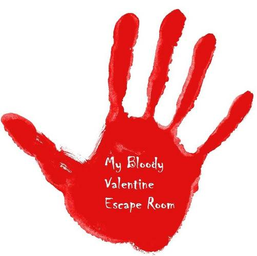 Library Escape Room: My Bloody Valentine