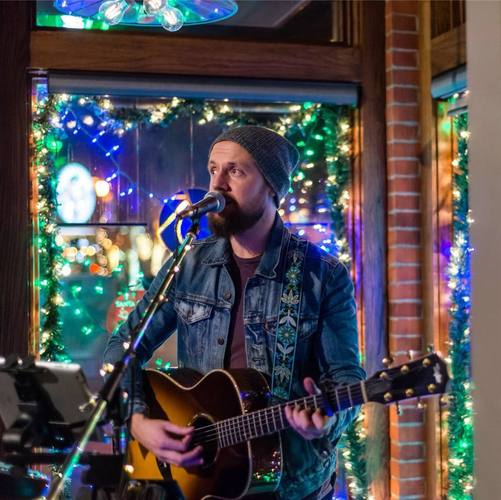 Live Music: Justin Goodchild at Vue Rooftop