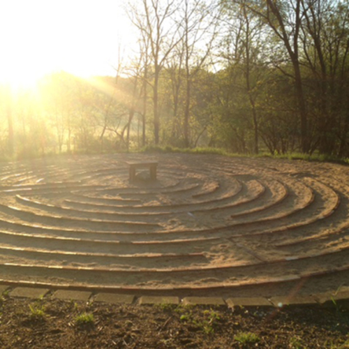 Healing Communities with the Labyrinth at Prairiewoods