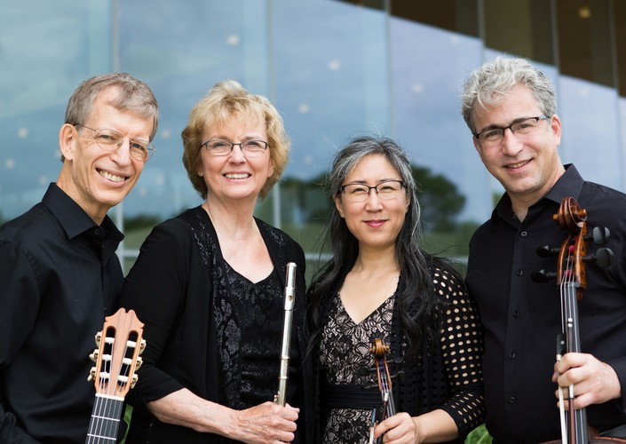 Founders Return: Red Cedar Chamber Music with the Boland-Dowdall Duo
