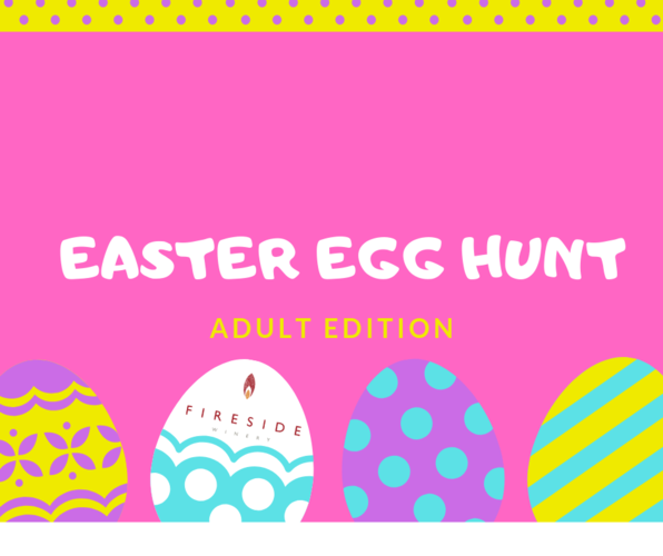 Easter Egg Hunt: Adult Edition