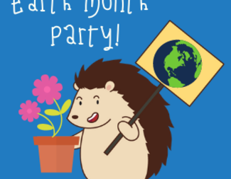 Search earth month party