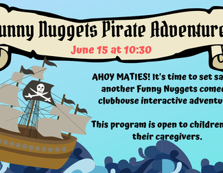 Search funny nuggets  pirate adventure