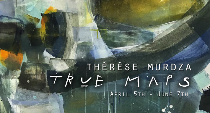 Art Exhibit: True Maps