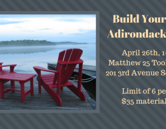 Search build your own adirondack chair  2