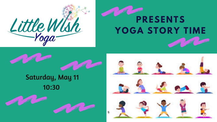 Little Wish Yoga Story Time