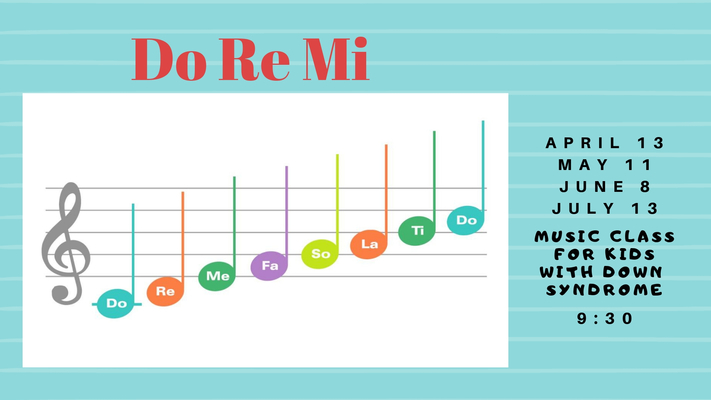 Do Re Mi: Music Class for Kids with Down Syndrome