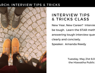 Search job search series  interview tips   tricks  1