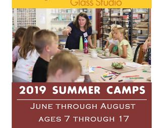 Search ad summer camp