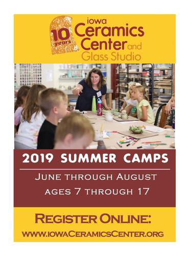 Summer Camp at iCCGS: Storybook Clay