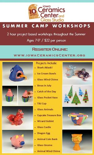 Summer Camp at iCCGS: One Day Animal Wind Chimes