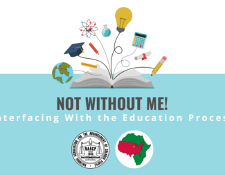 Not Without Me - Interfacing With the Education Process