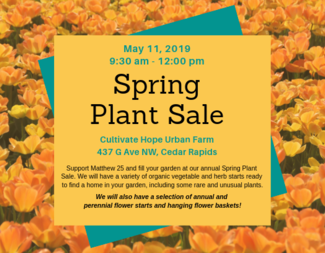 Search copy of plant sale table card 5.5 x 4.25