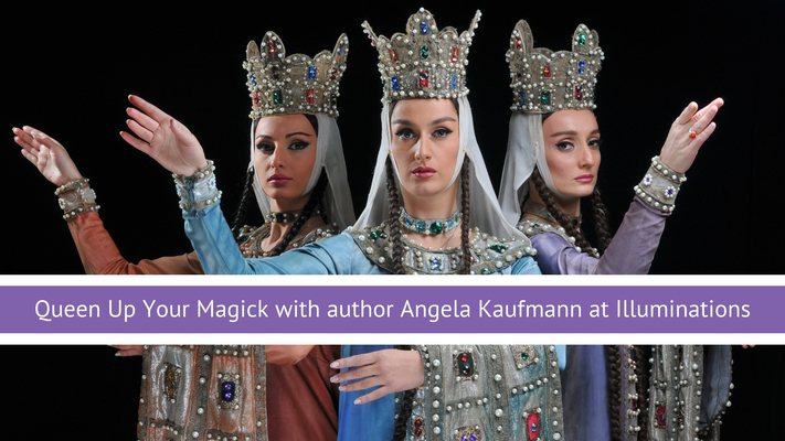 Queen Up Your Magick:  Supercharge Your Rituals with the Power of the Tarot Queens
