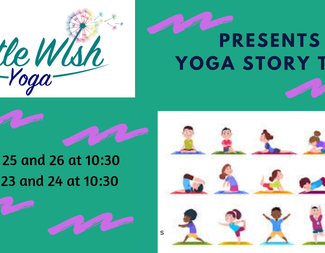 Search little wish yoga summer