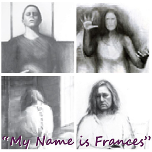 """My Name is Frances"" Artist's Reception & Display at Prairiewoods"