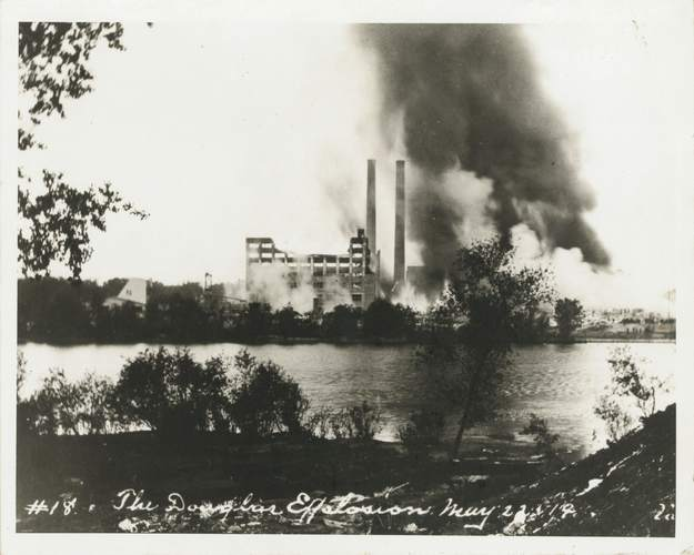 The History Center - Commemoration of the Douglas Starch Works Explosion and Walking Tour