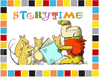 Search family storytime 2