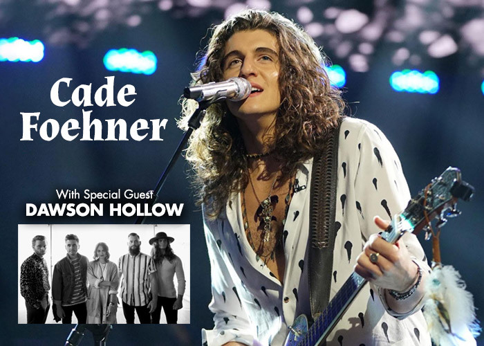 Cade Foehner featuring Dawson Hollow