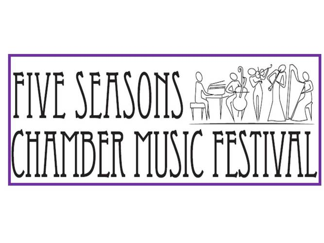 Five Seasons Chamber Music Festival Concert
