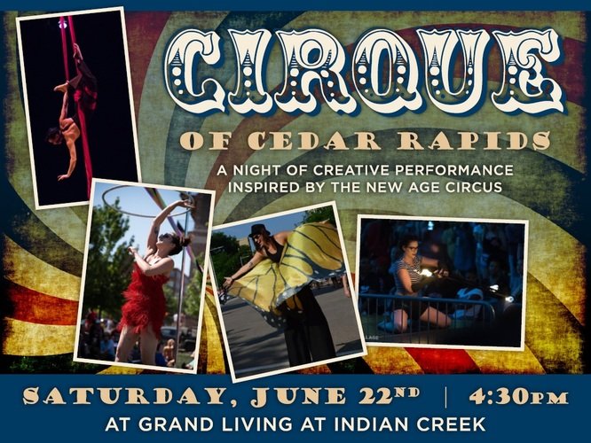 Cirque of Cedar Rapids