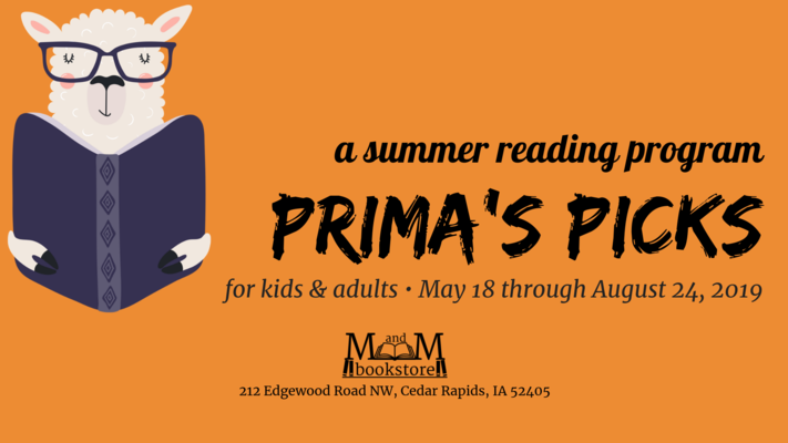 Prima's Picks Book Club for Middle Grades