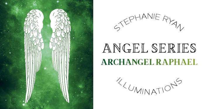 Archangel Raphael - Angel Series
