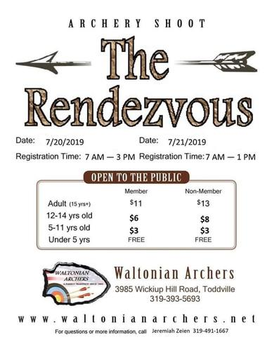 Bowhunter Rendezvous 3D Archery Tournament