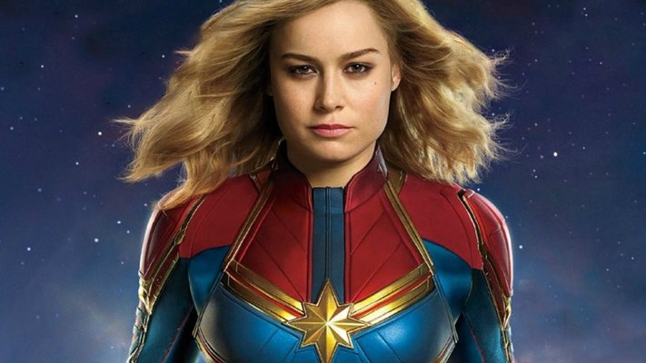 Teen Movie--Captain Marvel