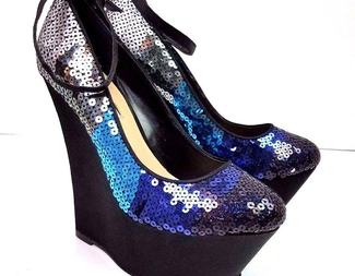 Search halston   sequin platform wedge 1ahighres
