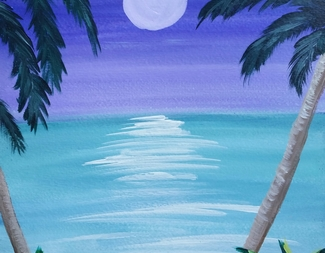 Search moonlit palms