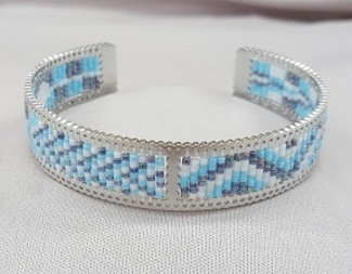 Search centerline scallop cuff beadology iowa