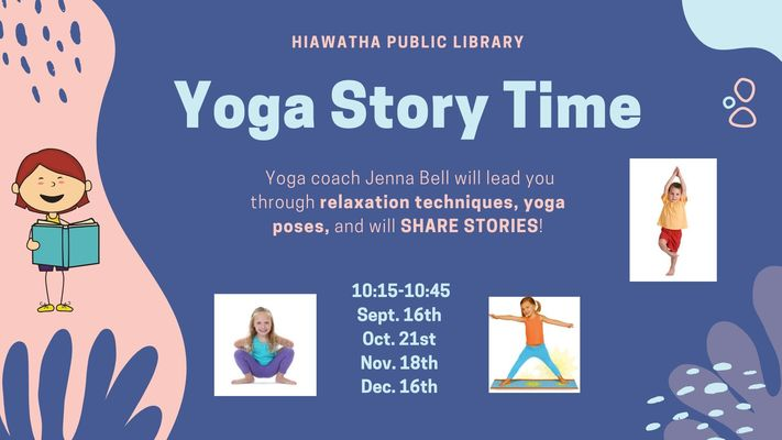 Yoga Story Time