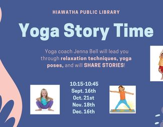 Search yoga story time  1