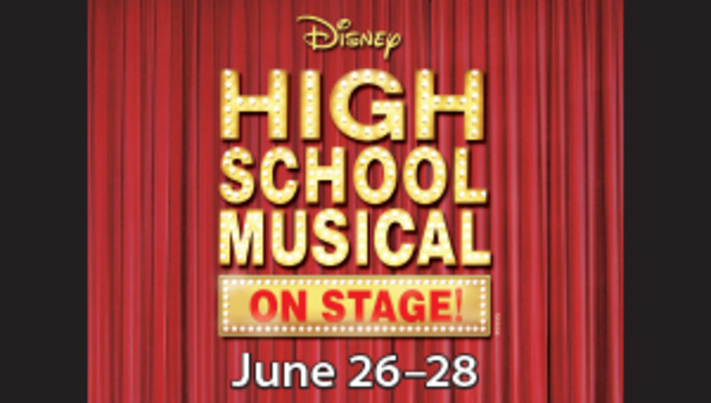 City Circle Theatre Company presents Disney's High School Musical