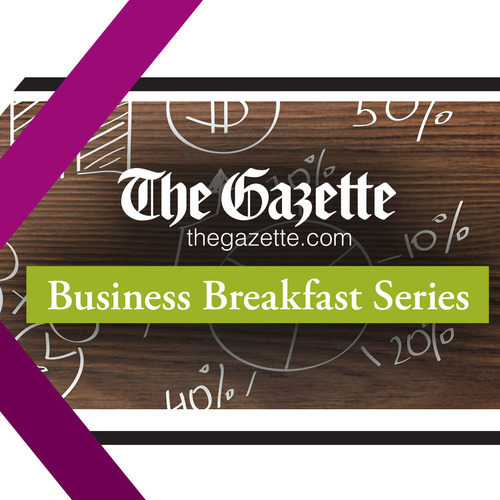 The Gazette Business Breakfast