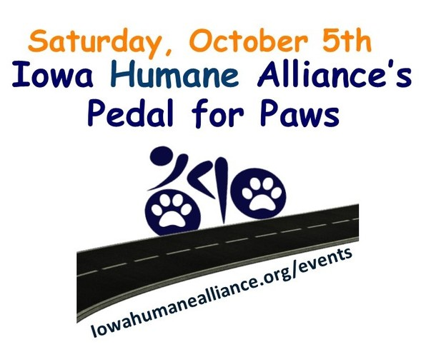 IHA Pedal for Paws